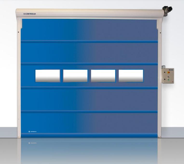 Reforzada exterior 120 re controlsa sa for Puerta exterior 120 cm